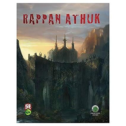 Amazon com: 5E: Rappan Athuk: Toys & Games