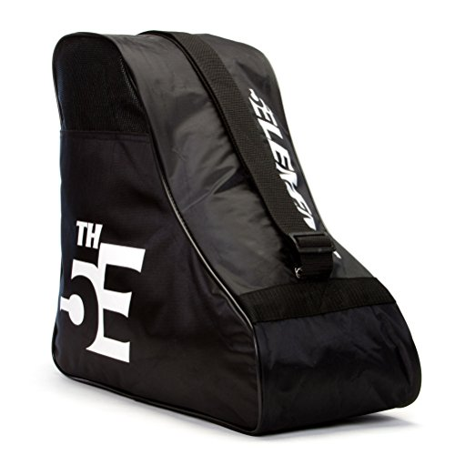 - 5th Element Adult Skate Bag - Black-White