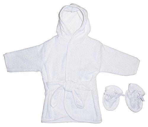 Bambini Blank Terry Robe - Gallery White Plains