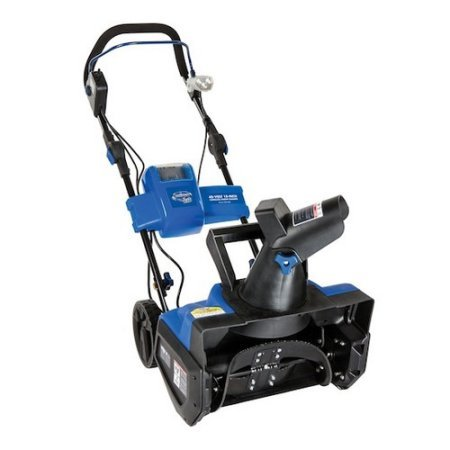 Snow Joe iON18SB Cordless Single Stage Snow Blower | 18-Inch · 40 Volt | Brushless by Snow Joe's
