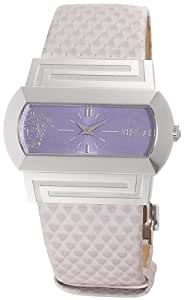 Versace Unisex PSQ99D702 S702 Hyppo Analog Display Quartz Purple Watch