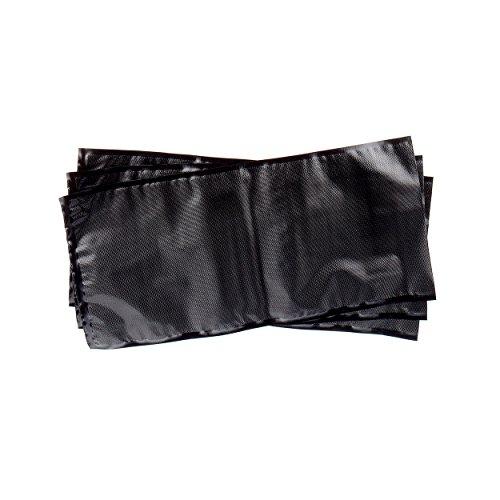 11″ x 24″ All Black Vacuum Sealer Bags SNS 400