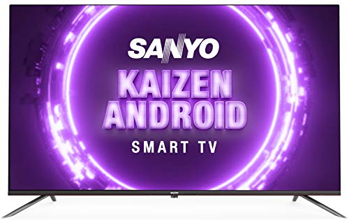 Sanyo Kaizen Series 4K Ultra HD Smart Certified Android IPS LED TV XT-43A082U