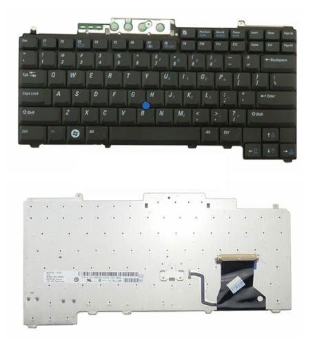 Nuevo teclado para ordenador portátil para Dell Latitude D620 D620 ATG D630 D630 ATG D630 XFR