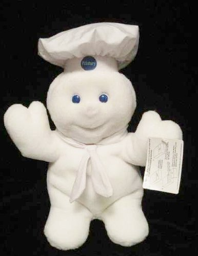Pillsbury Doughboy Giggling Plush ()