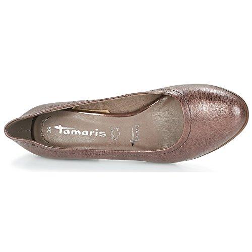 Marrone 307 1 29 Scarpe Donna 22302 Col 307 Tamaris Tacco 1 wZ4RHWqWP