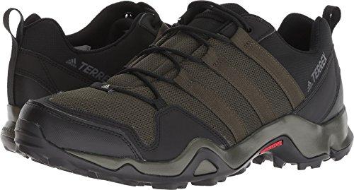 adidas outdoor  Men's Terrex AX2R Night Cargo/Night Cargo/Base Green 10 D US by adidas outdoor