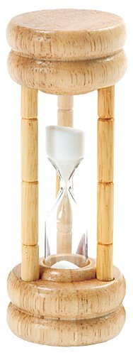 Norpro Egg Timer - Norpro Three Minute Wood Timer
