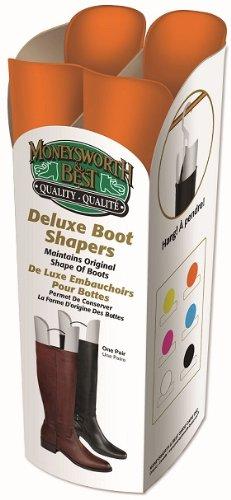 Moneysworth & Bästa Deluxe Boot Shaper Apelsin