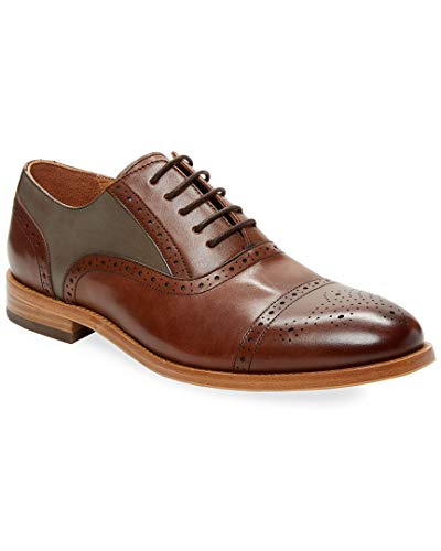 Shoe Colorblocked Oxford amp; Warfield 11 Leather Grand STqOxxwXU