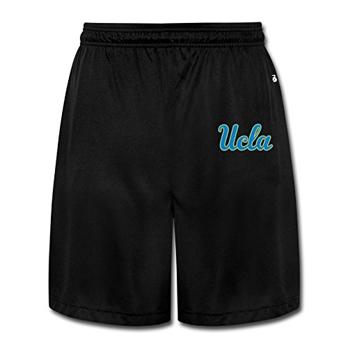CYANY University Of California Los Angeles UCLA Breathable Athletic Jogging Men's Performance Shorts Sweatpants XXL