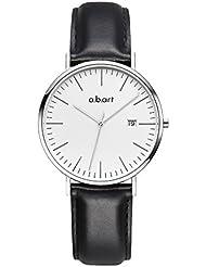 a.b.art FB36-131-1L Bauhaus Black Dial Women Wrist Watches
