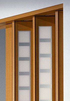 Buche Zusatzlamelle f/ür Faltt/ür New Generation Fb Fenster Karo weiss-satiniert B 14 x H 205 cm