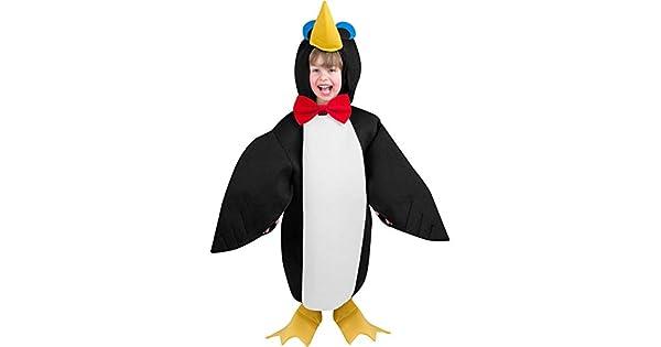 Amazon.com: Kid s bebé Tamaño de pingüino traje (2 – 4T ...
