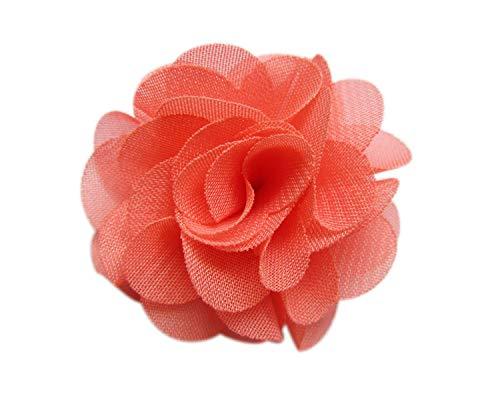 YYCRAFT Pack of 30 Chiffon Flower 2