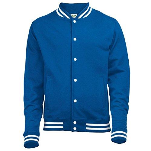 Campanas de AWDis College chaqueta azul real