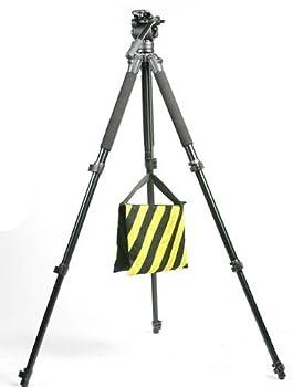 Studiofx Sandbag Sand Bag Saddlebag Design Weight Bags For Photo Video Studio Stand By Kaezi Photography (Yellow - 4 Pack) 3