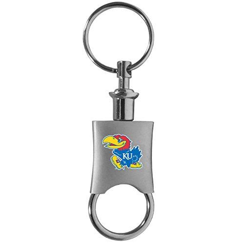 - Siskiyou NCAA Kansas Jayhawks Valet Key Chain