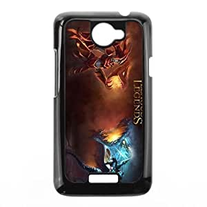 HTC One X phone case Black Shyvana league of legends ZSD4472099