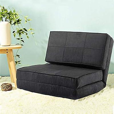 Strange Amazon Com Lucky T Convertible Lounger Folding Sofa Bralicious Painted Fabric Chair Ideas Braliciousco