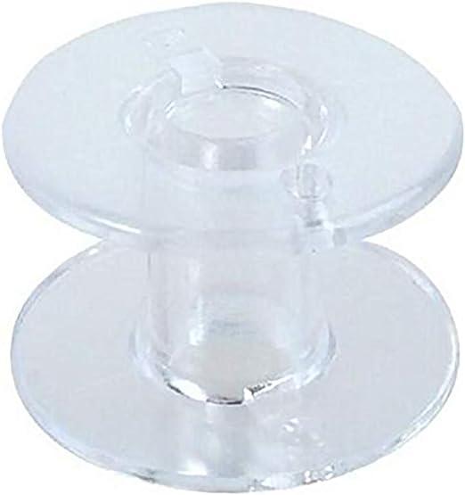 Upper Bobina de Hilo de plástico Transparente Universal para ...