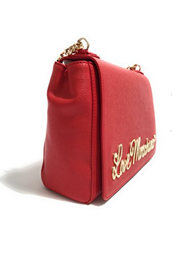 Love Moschino shoulder bag red