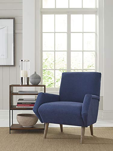 Finch UPH10026A Avalon Accent Chair Blue