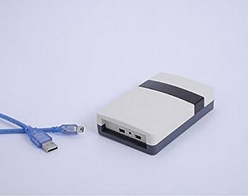 Laser Entfernungsmesser Usb Anschluss : Uhf rfid desktop reader mit doppelter usb schnittstelle und