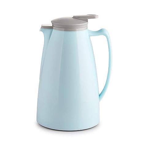 Jarra térmica de acero inoxidable con aislamiento, jarra cafetera ...