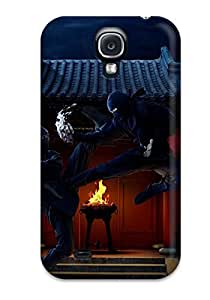 Top Quality Protection Warrior Case Cover For Galaxy S4