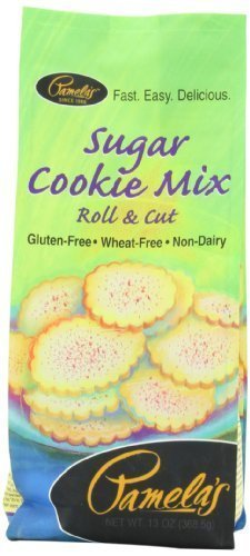 Sugar Cookie Mix -Pack of 6 by Pamela's Products
