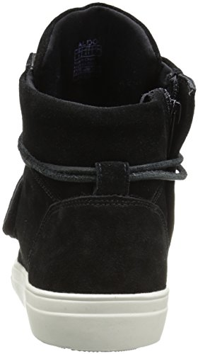 Aldo Heren Alali Fashion Sneaker Zwart Suède