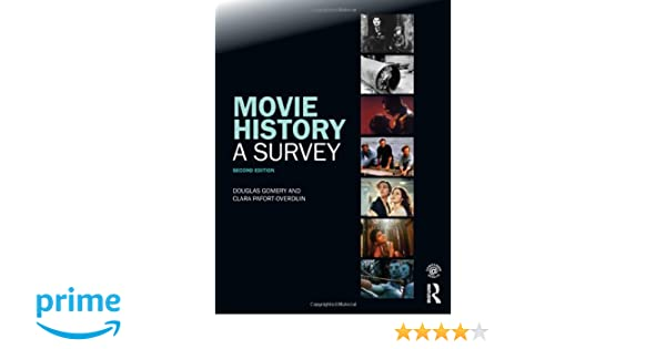 Amazon movie history a survey second edition 9780415775458 amazon movie history a survey second edition 9780415775458 douglas gomery clara pafort overduin books fandeluxe Choice Image