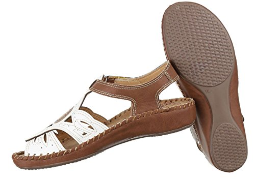 Damen Sandalen Schuhe Sommerschuhe Strandschuhe Komfort Pumps Schwarz Braun Weiszlig; Camel 36 37 38 39 40 41
