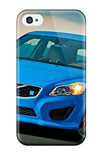 Cynthaskey Fashion Protective 2011 Volvo C30 Polestar Concept Case Cover For Iphone 4/4s