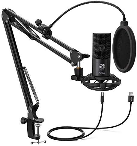 FIFINE Recording USB Microphone