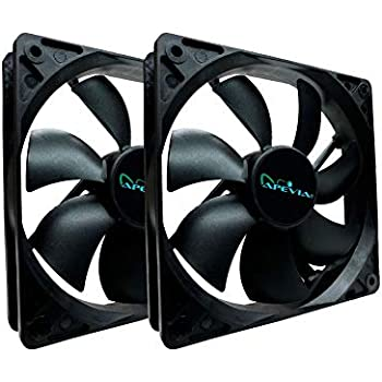 Amazon.com: ARCTIC F12-120 mm Standard Low Noise Case Fan ...