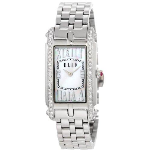 ELLETIME Women's EL20050B05N Classic Stainless Steel Bracelet Watch