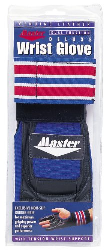 Master Industries Deluxe Wrist Glove, Large, Left Hand by Master Industries