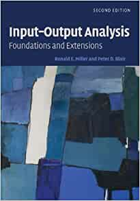 input output miller and blair foundations and extensions pdf