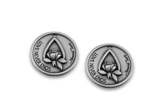 Memorial Tear Pocket Token Inspirational Pocket Token Coin Remembrance MTPT (2)