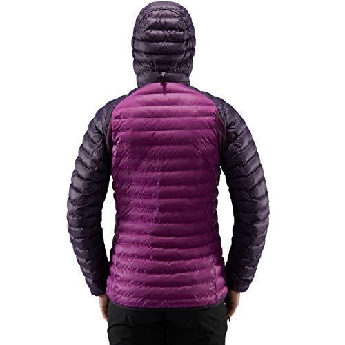 Jacket Hood Mimic Women's Essens Purple Haglöfs wtqOIHfwx