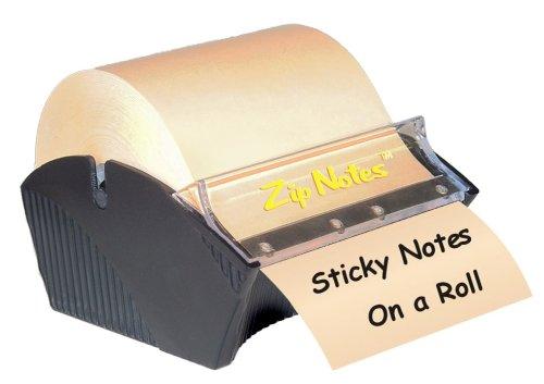 우편 노트 수동 디스펜서, 진한 파란색 (0021)/Zip Notes Manual ..