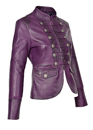 Fashion Femme Manches Goods Violet Blouson Longues A1 7nPWaBxvvU