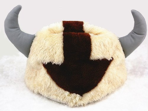 [The Last Airbender Resource Appa Avatar Plush Hat Costume Cosplay Hat X-mas Gift By Fantastic House] (Avatar Aang Costume)