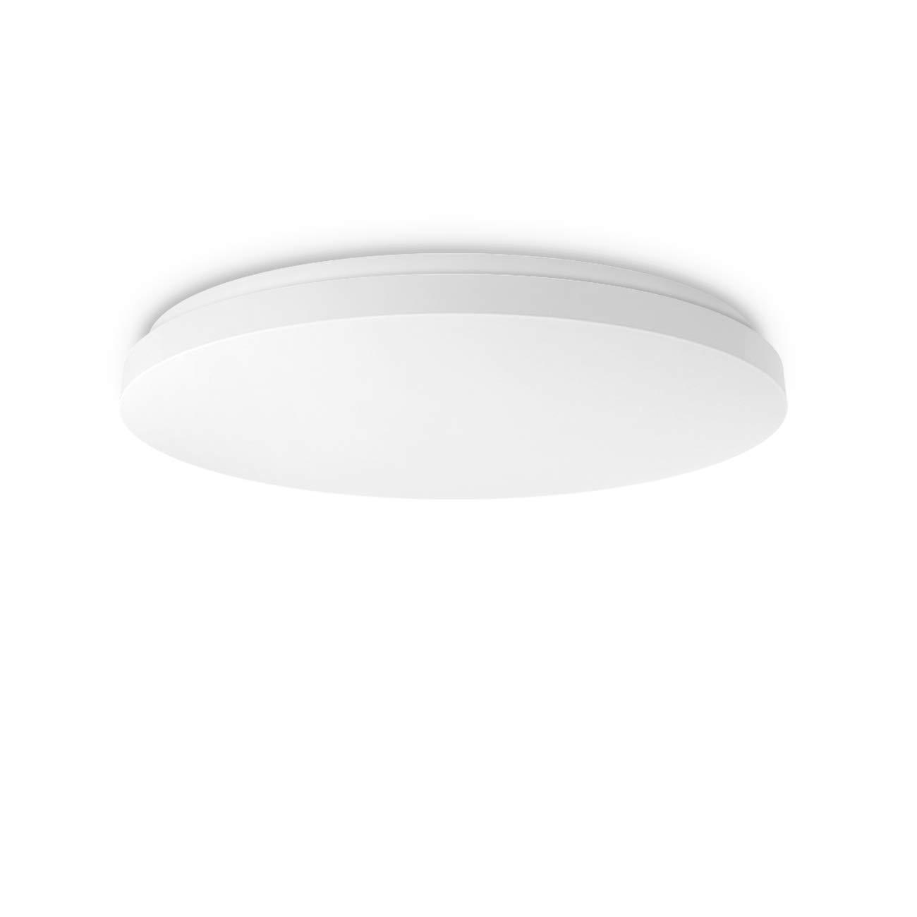 Plafoniera LED 18W Moderna, Lampada da Soffitto per bagno, cucina, cameretta LVWIT AC010E-18W-Nw