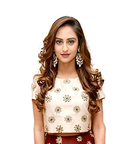 Vraj-Enterprise-Women-Star-Lengha-Free-size-Embroidery-Semi-Stitche-Lehenga-Choli-for-Party-and-Festival-Occasion