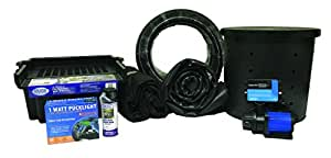 Anjon Small Pondless Waterfall Kit 3000 GPH pump 10 foot x 25 foot PSAN0
