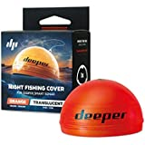 Deeper Night Fishing Cover (orange) – Compatible with Deeper Smart Sonars