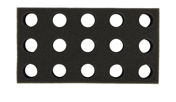Watersep Bioseparations Corp 9.4 mm Diameter 1 mm ID Polyethersulfon//Polysulfone//Urethane Pack of 12 WaterSep SU 005 10DIS24 LD Discover24 Green Line Single Use Hollow Fiber Cartridge 600 Length 5K Membrane Cutoff
